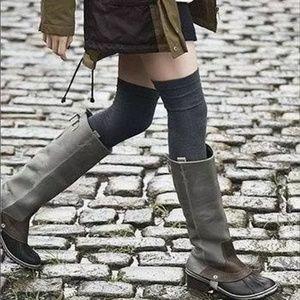 Sorel Slimpack Equestrian Riding Boots Waterproof